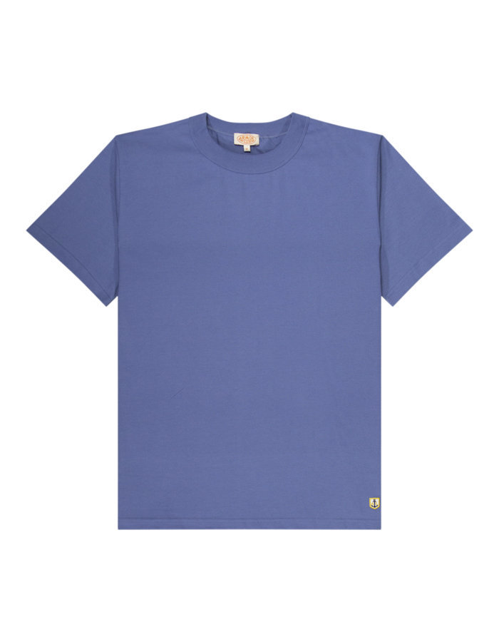 Armor-lux callac t-shirt in blue