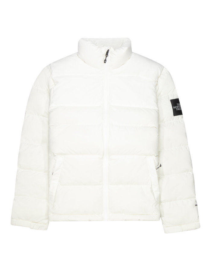 The north face 1992 nuptse jacket in white