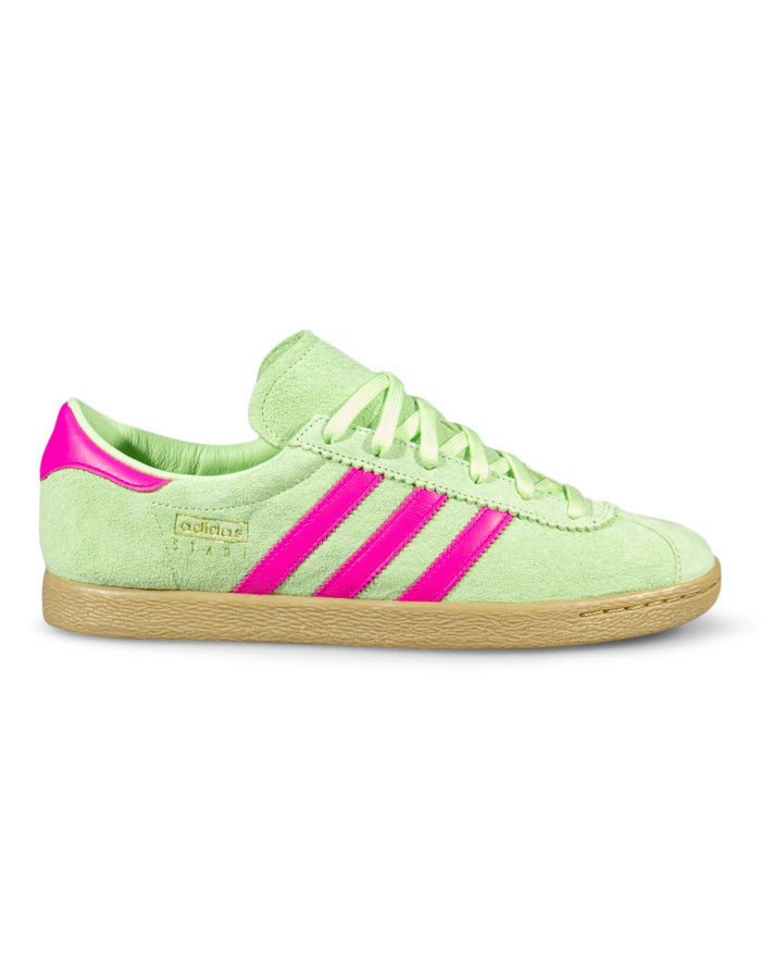 Adidas stadt sneaker in green