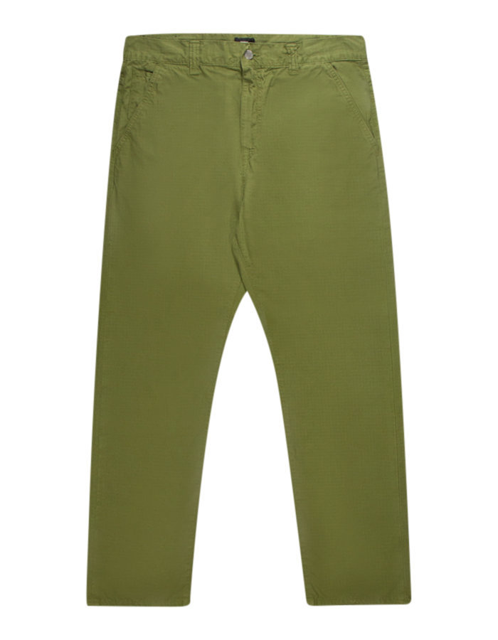 Edwin universe chino pants in green