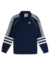 Adidas Rugby Polo Shirt in Navy Thumbnail
