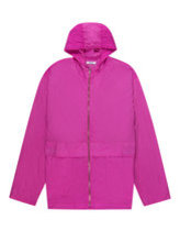 Tres bien simple parka jacket in pink  Thumbnail