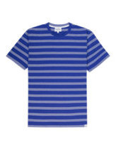 Norse projects johannes t-shirt in blue Thumbnail