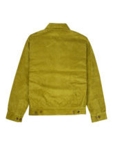 Universal Works 8 Wale Cord Rose Bowl Jacket in mustard Thumbnail