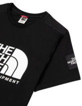 The North Face alpine t-shirt in black  Thumbnail