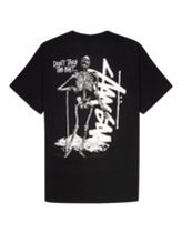 Stussy 'don't take the bait' t-shirt in black  Thumbnail