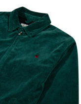 Carhartt madison cord jacket in fern green Thumbnail